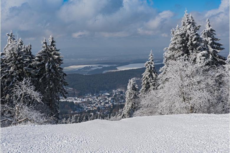 Зимний отдых вГермании: 10 ландшафтов, от которых увас захватит дух (фото) фото 5