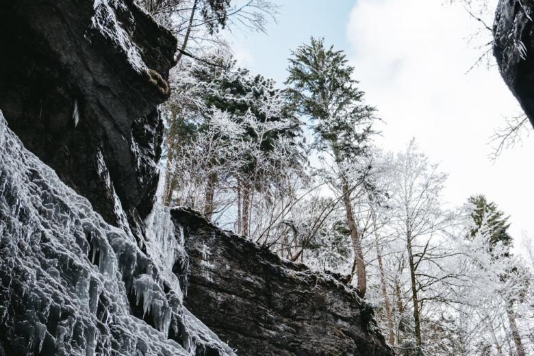 Зимний отдых вГермании: 10 ландшафтов, от которых увас захватит дух (фото) фото 7