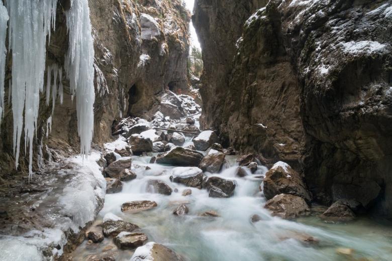 Зимний отдых вГермании: 10 ландшафтов, от которых увас захватит дух (фото) фото 6
