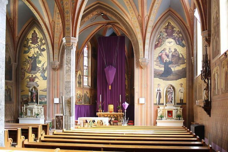 Klosterkirche Maria Immaculata (Wien)