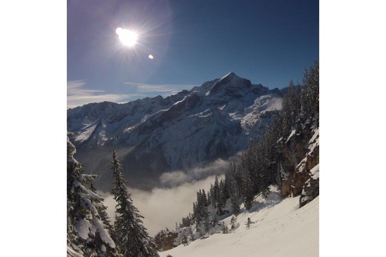 Зимний отдых вГермании: 10 ландшафтов, от которых увас захватит дух (фото) фото 8