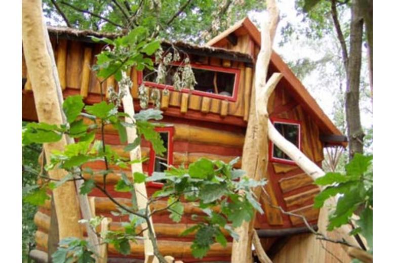 KulturInsel Baumhaus von Fiona