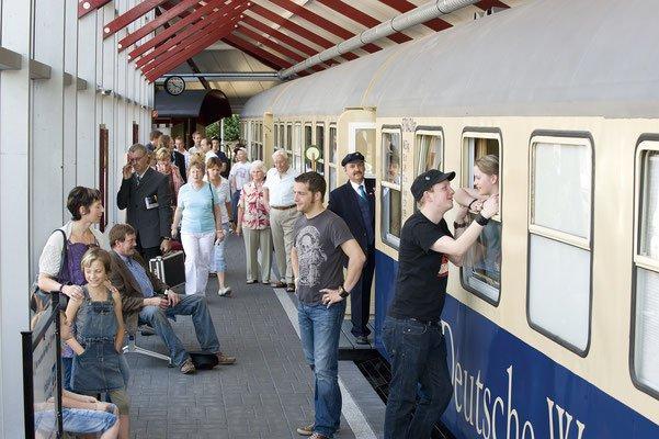 Железнодорожный отельDückinhaus