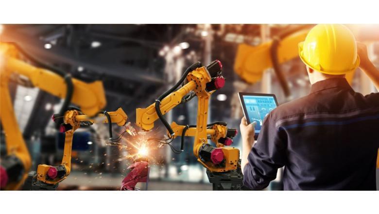 53% крупных предприятий Германии используют роботов фото 1