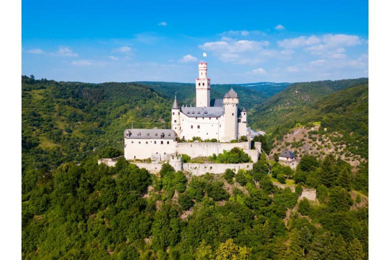 Марксбург – особенности средневекового замка в Германии фото 3