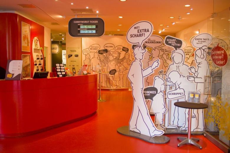 В Берлине закрывается музей карривурста фото 2