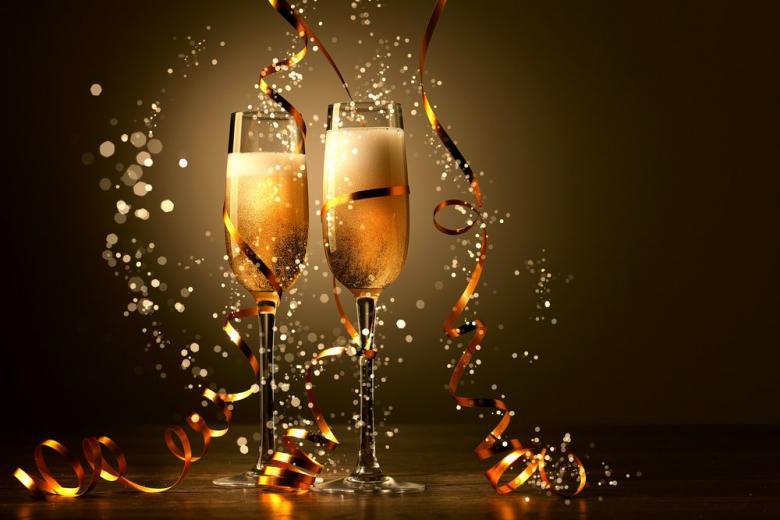 Новый год без шампанского и карпа: немцы отходят от традиций фото 1