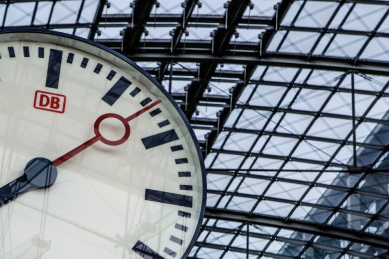 Железнодорожный вокзал Германии