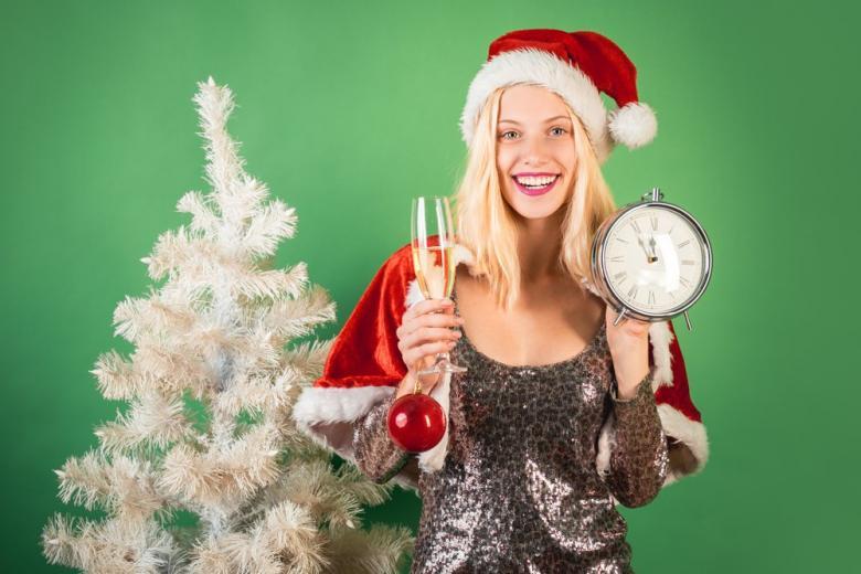 Опрос: без чего немцы не представляют празднование Нового года фото 1