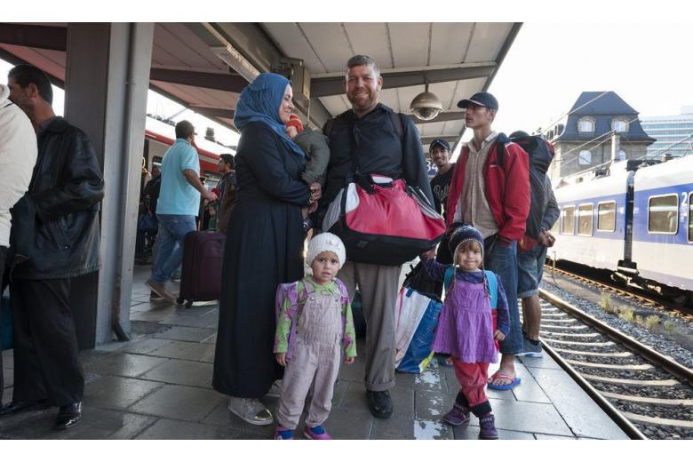 В 2018 году выдано вдвое меньше разрешений на воссоединение семей беженцев фото 1