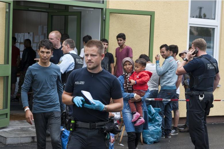 приют для беженцев