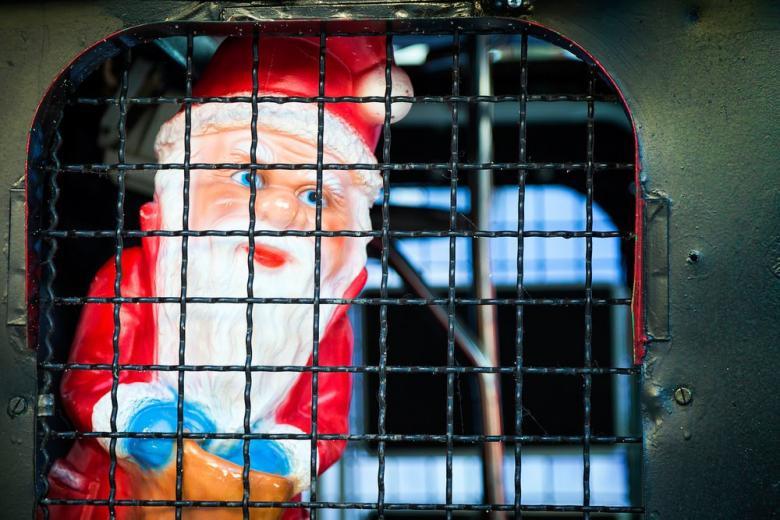 Как отпраздновали Рождество заключенные в Берлине фото 1