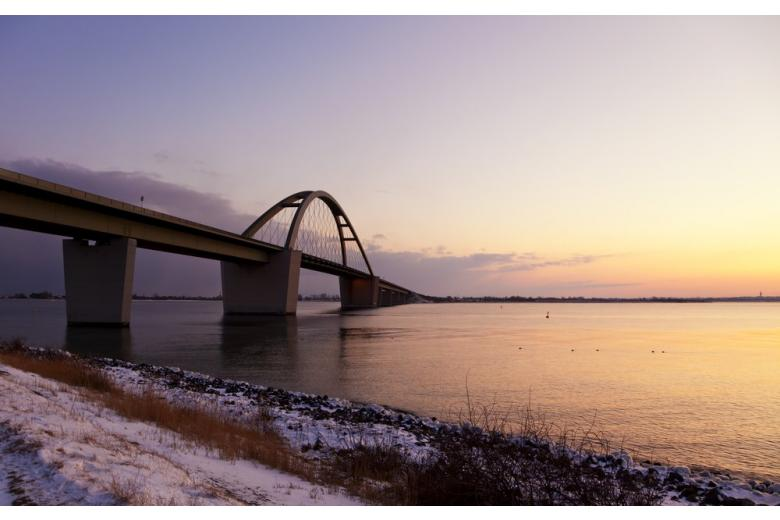 Дорога за 7 миллиардов: Германия разрешила строительство подводного тоннеля до Дании фото 1