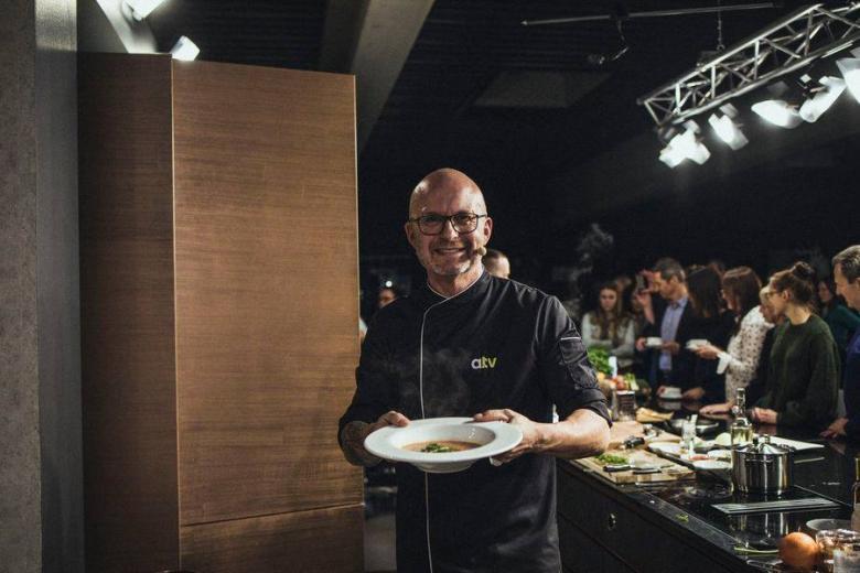 На немецком телевидении покажут как готовить борщ фото 3
