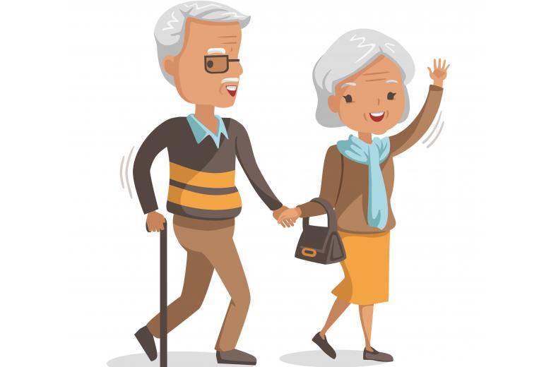 Немецике пенсионеры картинка