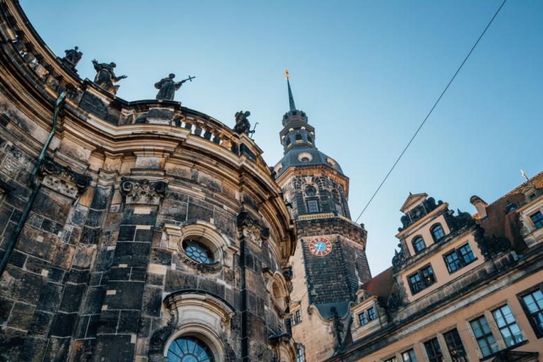 Дворцовая церковь в Германии