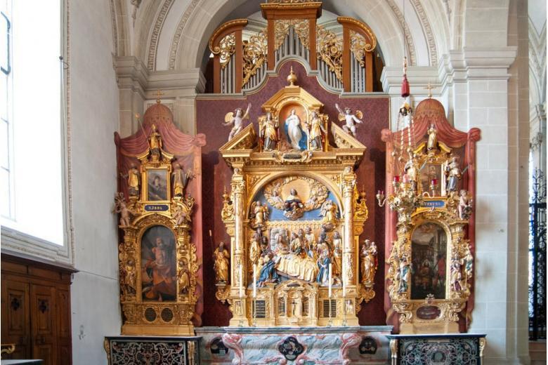 История и особенности Дворцовой церкви в Германии фото 3