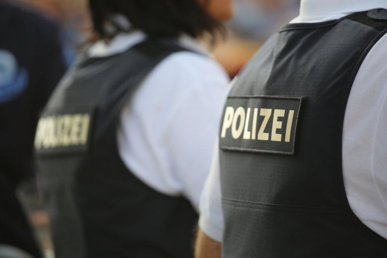 Пограничная полиция в Германии
