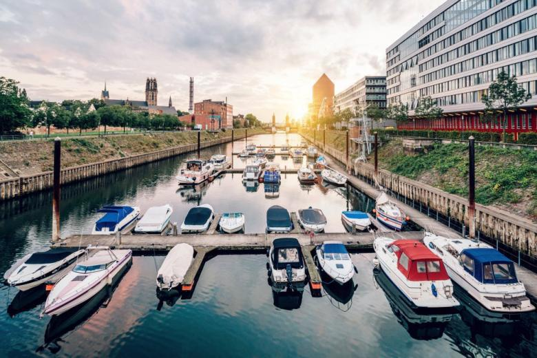 дуйсбург порт