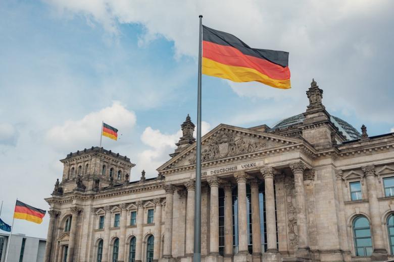 Федеральный парламент Германии Бундестаг