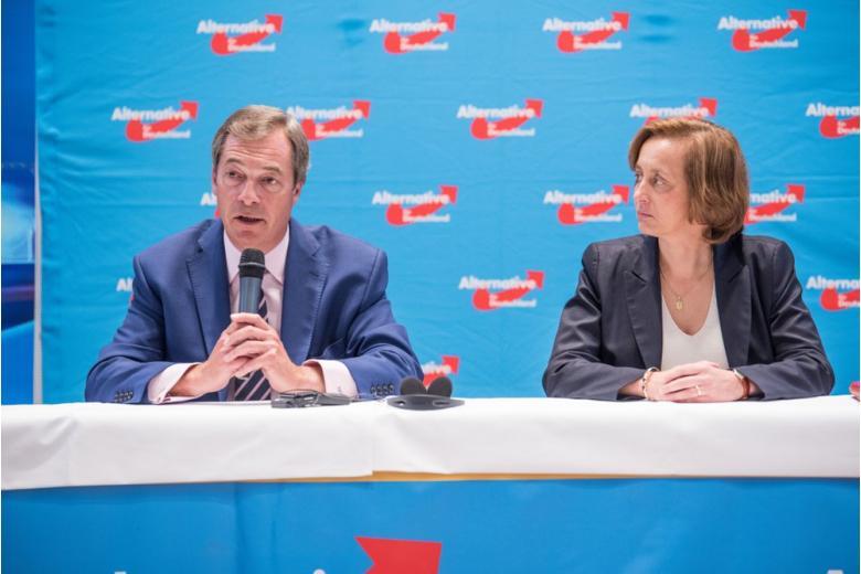 представители партий в Германии