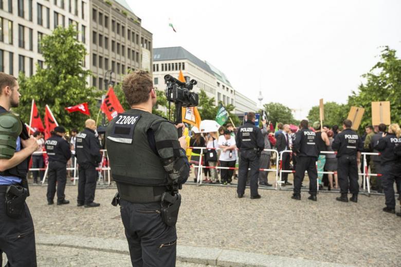 протесты бюджетников