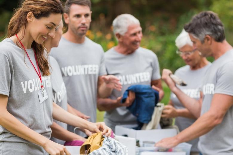работа волонтером в Германии