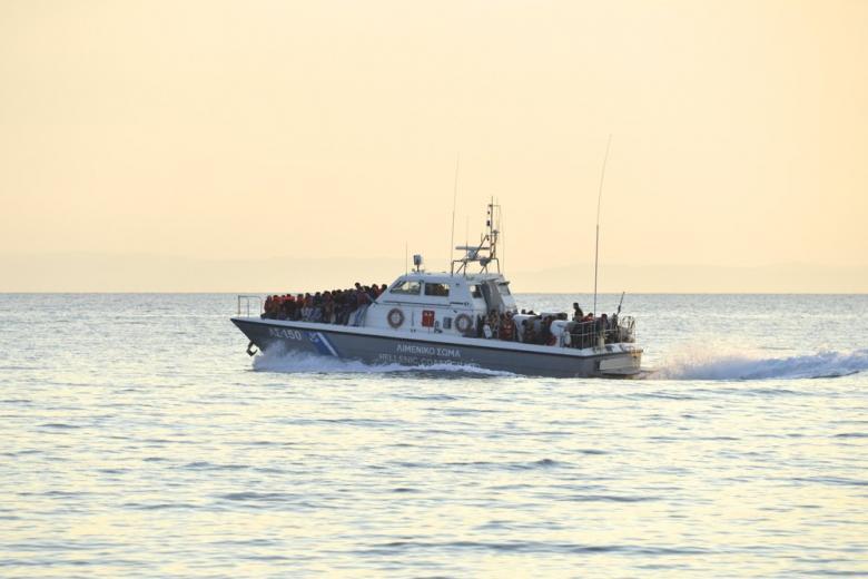 Немецкие спасатели назвали корабль в честь утонувшего сирийского мальчика фото 1