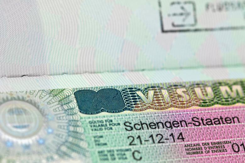 Паспорт шенгенская виза
