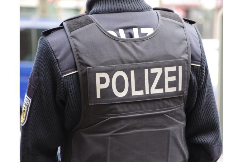 Полиция, Германия, полицейский, форма