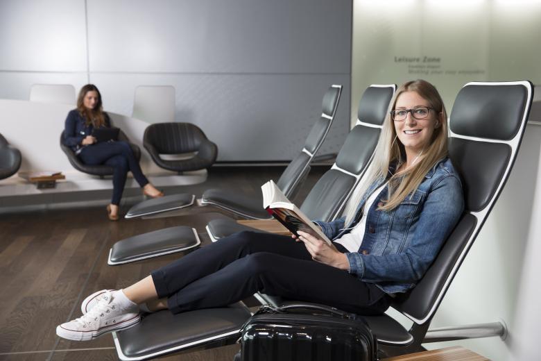 Аэропорт Франкфурта назвали самым полезным для здоровья в мире фото 2
