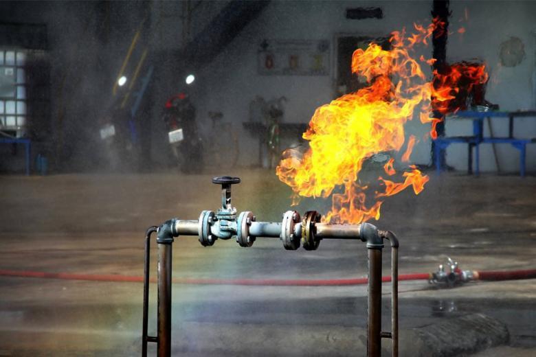 60 человек пострадало от утечки газа в Баварии фото 1