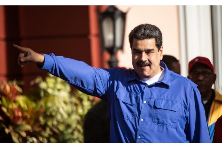 Президент Венесуэлы Мадуро