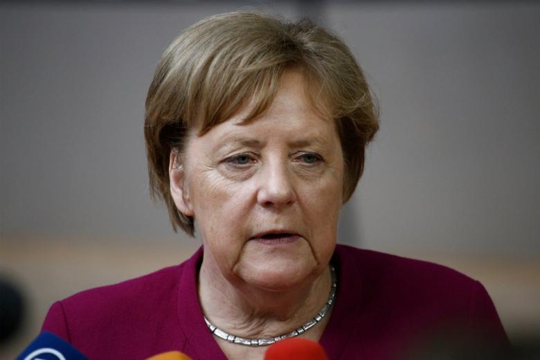 На 90-м году жизни умерла мать Ангелы Меркель фото 1