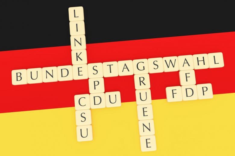 политические партии Германии названия