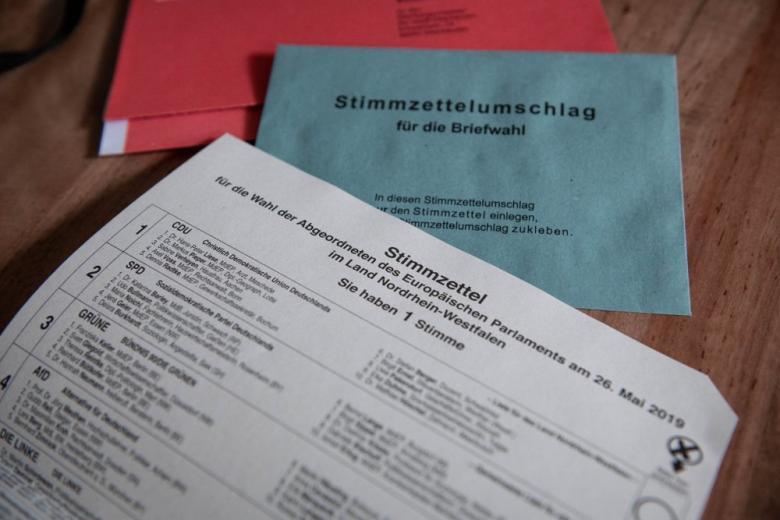 german ballot