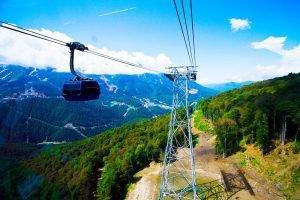Полёт над горами: во Франкфурте хотят запустить канатную дорогу фото 2
