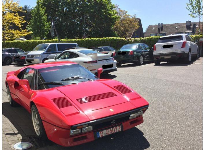 gestohlener Ferrari 2