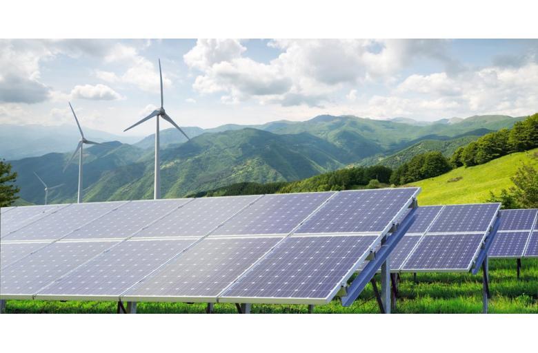 возобновляемая энергетика солнечные панели