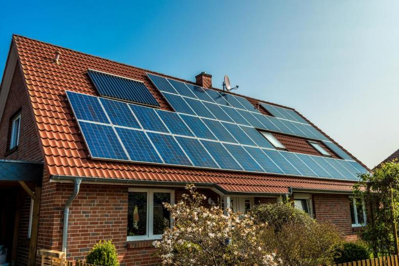 Солнечные панели в Германии