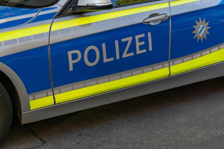 Полицейская машина Бавария