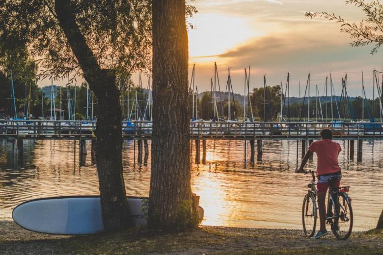 Озеро Химзее: природные иисторические красоты «Баварского моря» фото 3