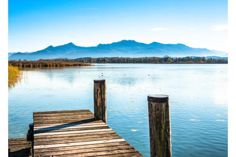 Озеро Химзее: природные иисторические красоты «Баварского моря» фото 1