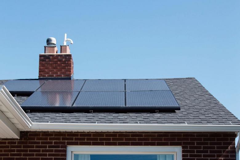 Солнечные панели в Германии. Фото: Vivint Solar / Unsplash.com
