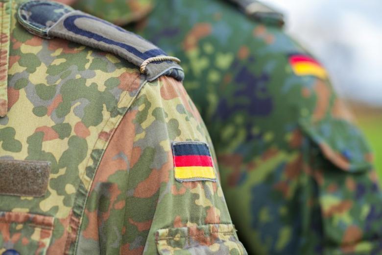 военные в немецкой армии
