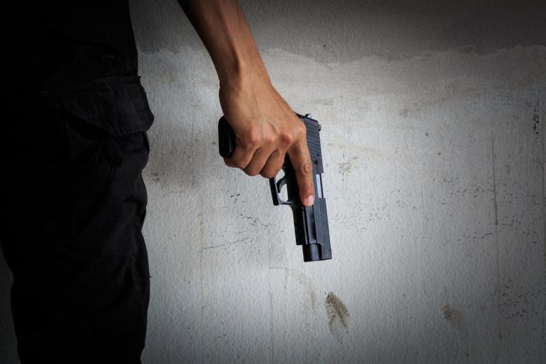 Полиция применила оружие 56 раз