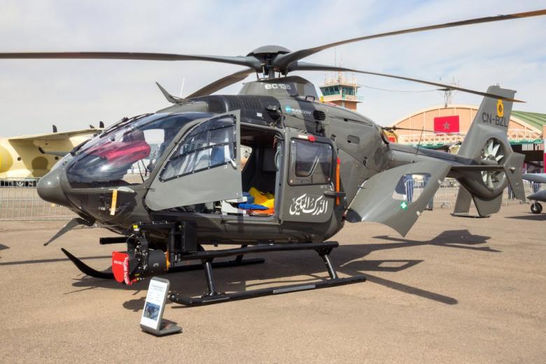 Вертолет Бундесвера разбился во время учебного полета фото 1