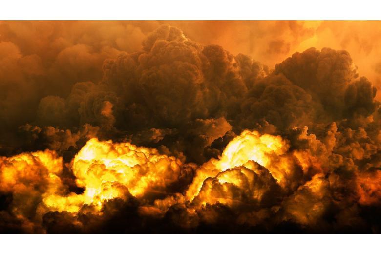 взрыв авиабомбы удалось предотвратить