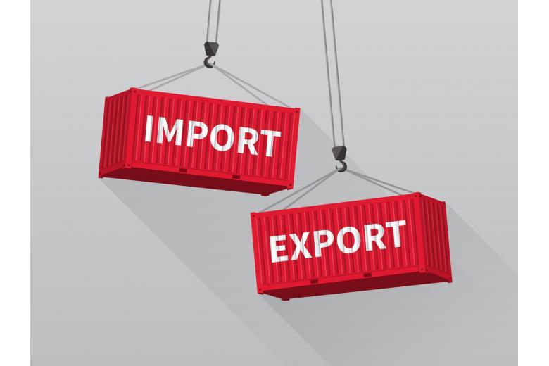 экспорт импорт германия