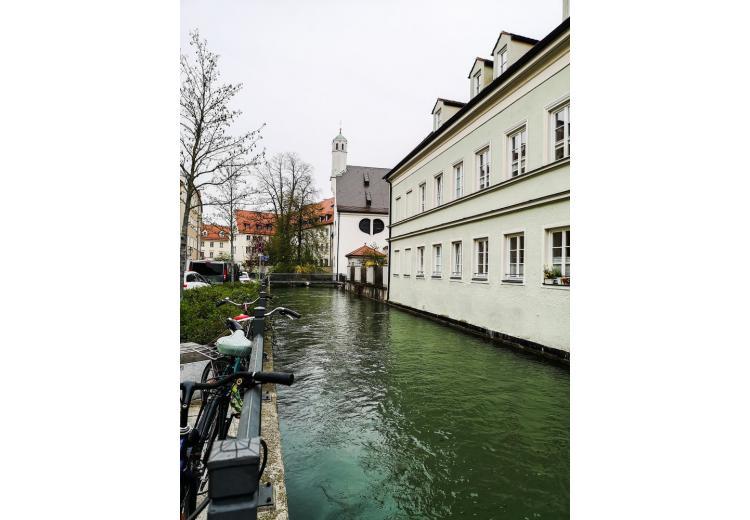 Quiet streets of Old town in Augsburg.jpg